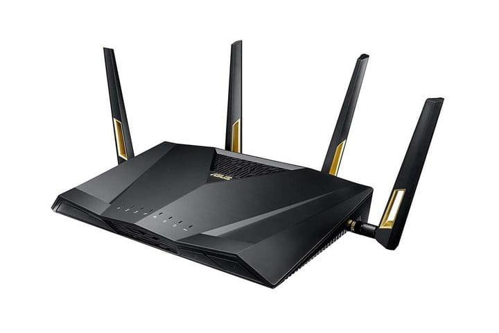 最好的wi fi 6路由器asus rt ax88u
