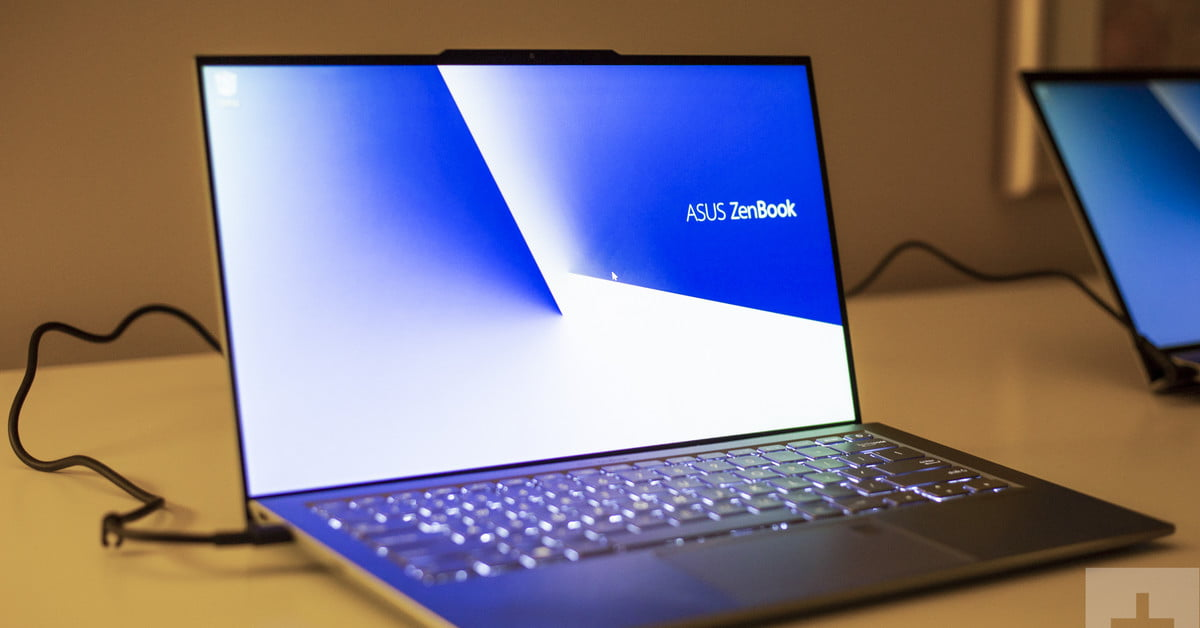 Asus ZenBook S13 UX392 hands-on review