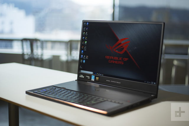 Asus Rog Zephyrus S Gx701 Review Rtx Gaming On The Go Digital Trends