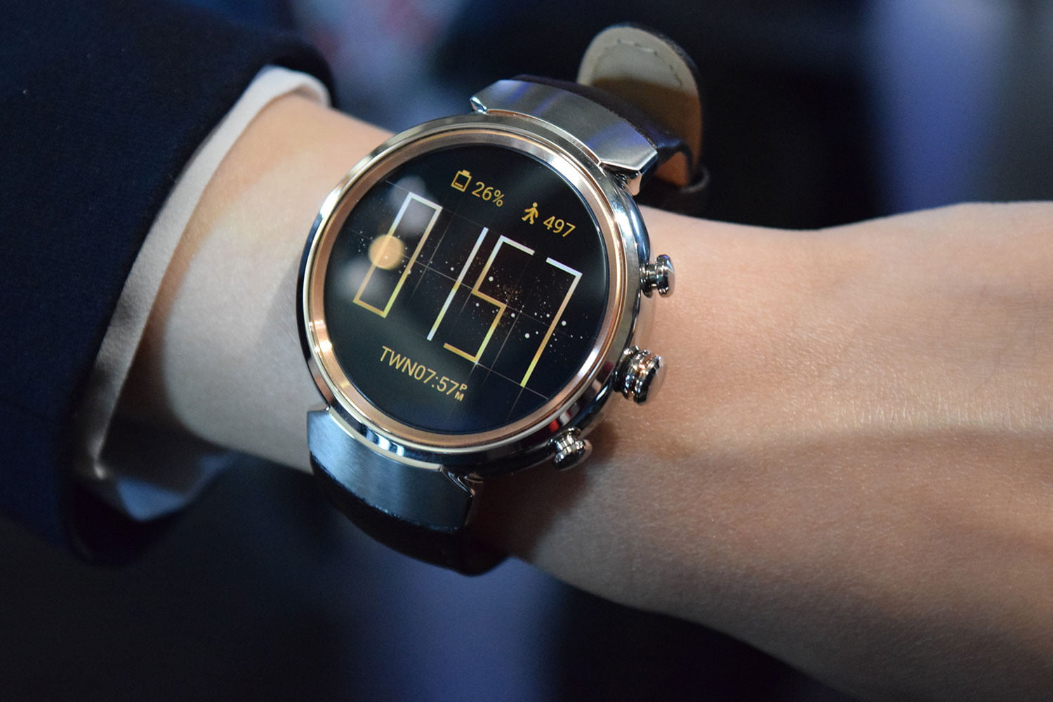 Image result for Asus ZenWatch 3
