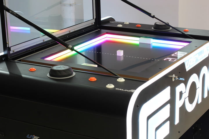 the coolest gaming tech ces 2019 atari arcade