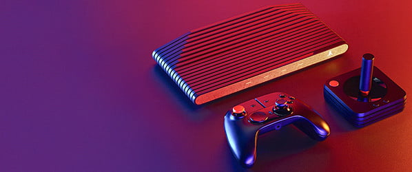 Don't call it retro. Atari's VCS is a modern console for PC gamers
