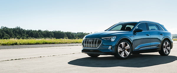 Want an electric car that doesn't look like an electric car? Meet Audi's E-Tron