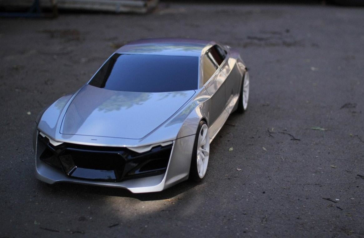 Audi R9 concept: Honoring the past while looking to the future ...