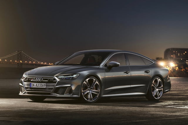 2020 Audi S6 And 2020 Audi S7 Revealed With 450 Horsepower Digital