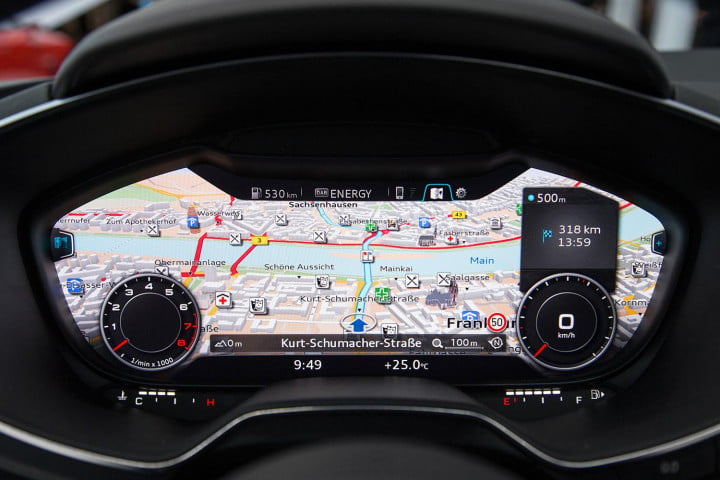 audi a3 to get 'virtual cockpit' next year, exec says | digital trends