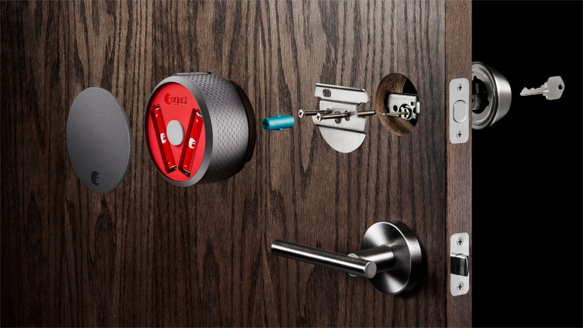 August Home Remains the Most Flexible Voice Controlled-Smart Lock | Digital Trends & August Home Remains the Most Flexible Voice Controlled-Smart Lock ...