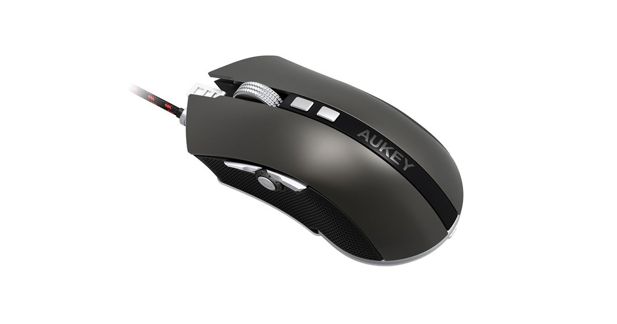 Aukey KM-C4 customizable gaming mouse review   Digital Trends