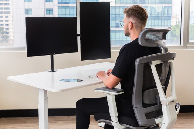 The SmartDesk 3 could be the smartest piece of office furniture you can buy. The SmartDesk 3 could be the smartest piece of office furniture