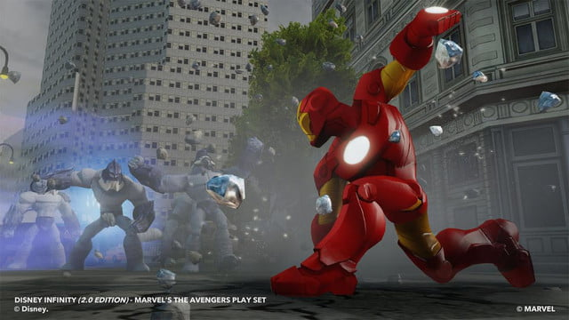 disney infinity 2 0 marvel super heroes comes ps4 xbox one fall avenger ironman 1