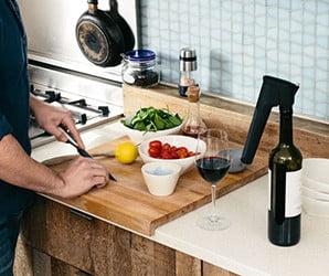 Awesome Tech You Can't Buy Yet: Wine preservers, pocket typewriters, and more
