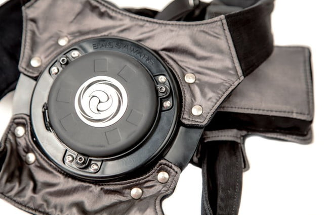 bassaware drop wearable subwoofer 1