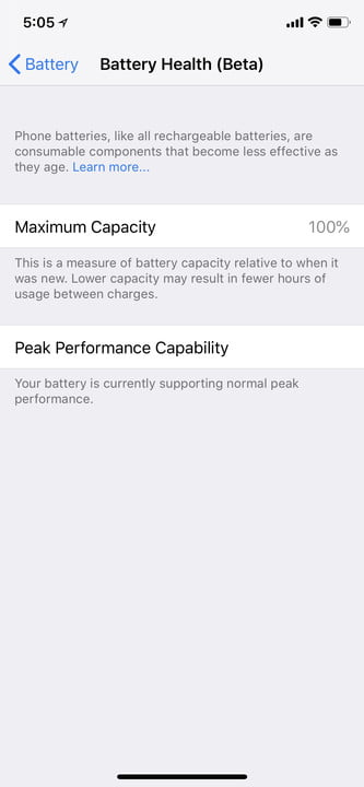 ios 12 features release date battery management 2
