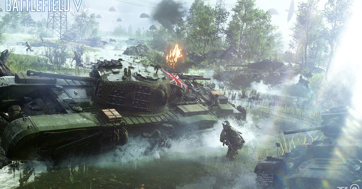 'Battlefield V' pre-order numbers have been underwhelming, analysts say