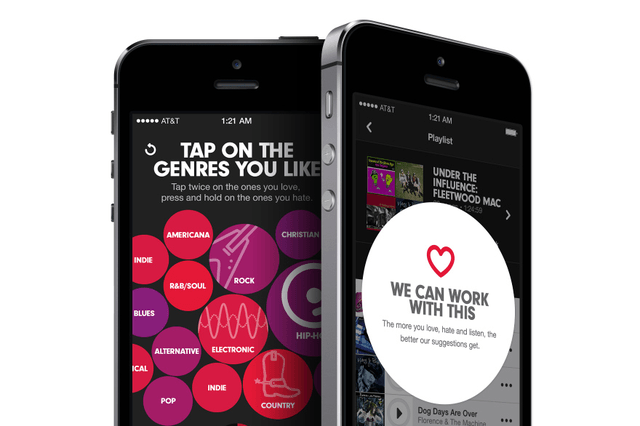 beats music review select genres