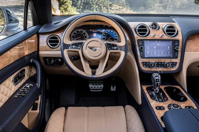 bentley engineering boss interview bentayga  38