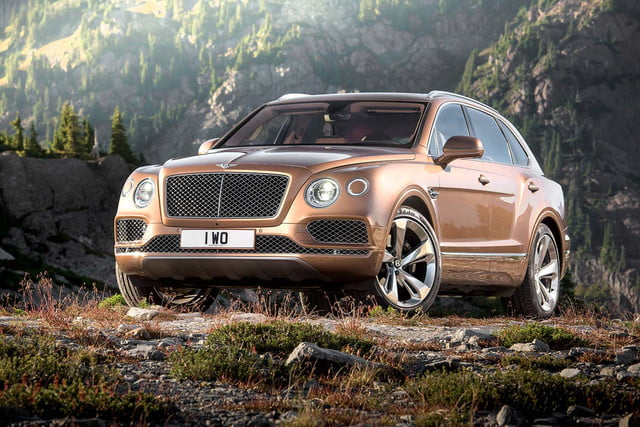 bentley says its bentayga suv can do it all but will customers bite  front three quarter static 1
