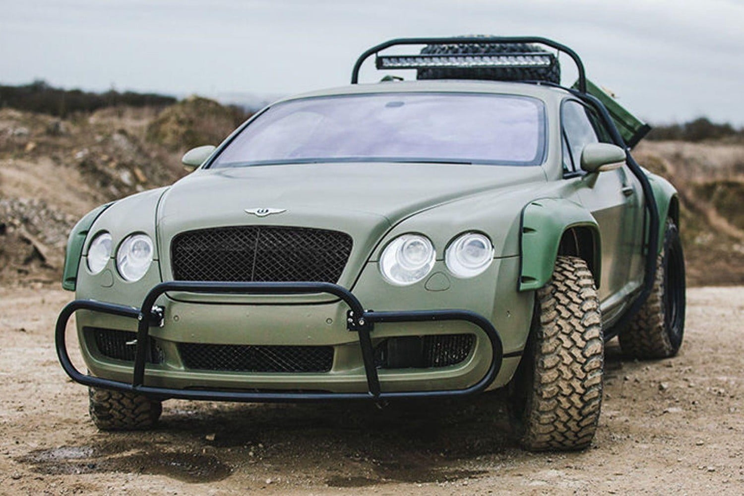 Bentley Continental GT \'Rally Edition\' | Photos, Details, Specs ...