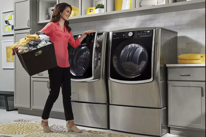 best dryers lg dlex9000v lifestyle