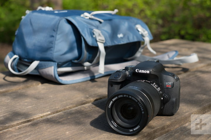 Best DSLR cameras for beginners Canon Rebel T7i