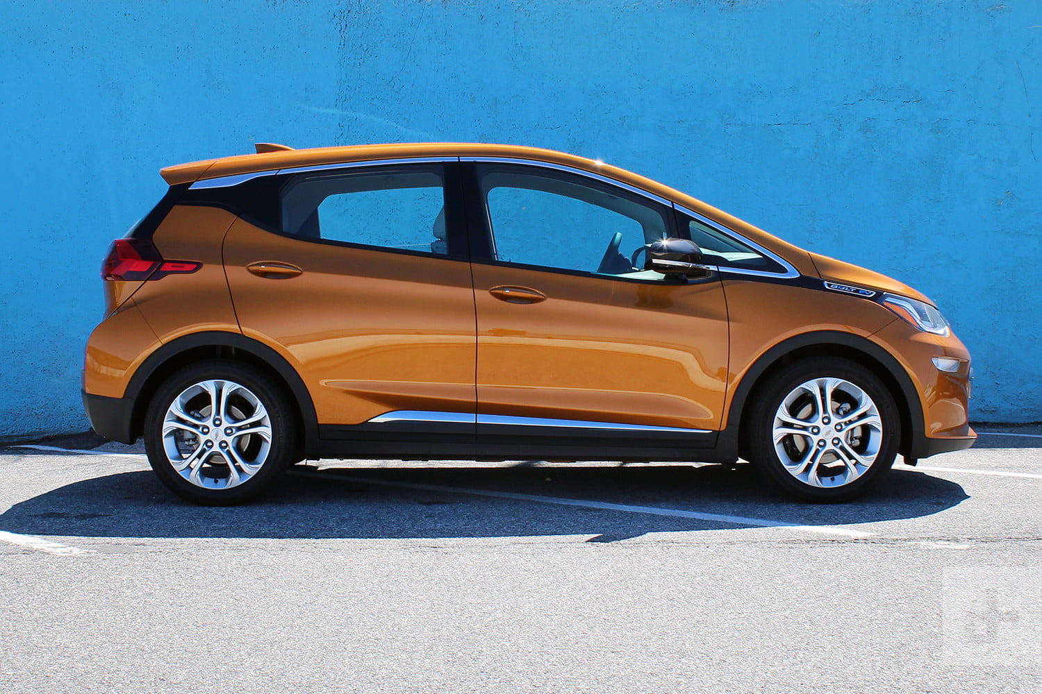 Best Hatchbacks Chevy Bolt Ev