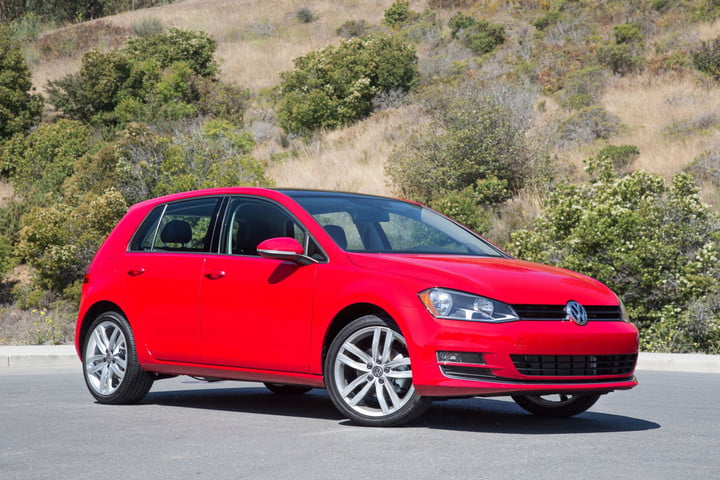 best hatchbacks vw golf lifestyle