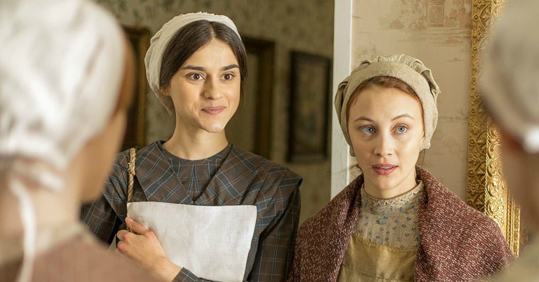 the best shows on netflix january 39 alias grace 39 and more digital trends. Black Bedroom Furniture Sets. Home Design Ideas