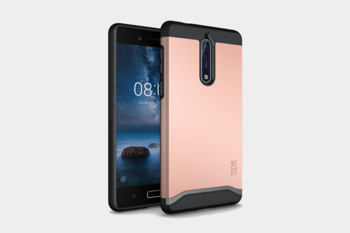 low priced 218d0 d4c59 Keep Your Peace of Mind With the Best Nokia 8 Cases | Digital Trends