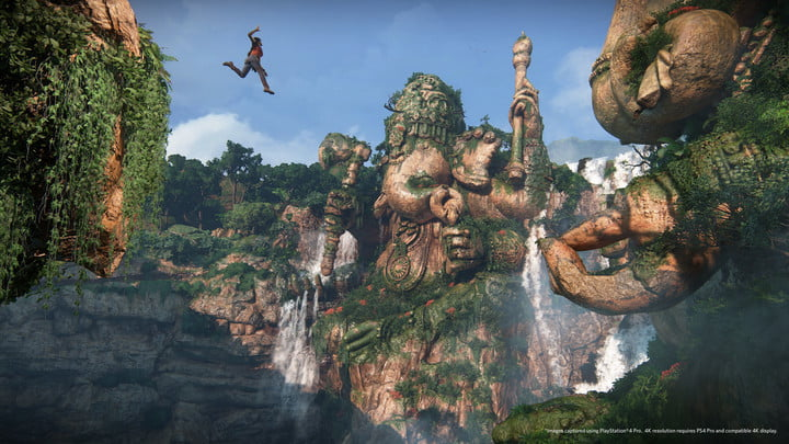 best ps4 games uncharted lost legacy