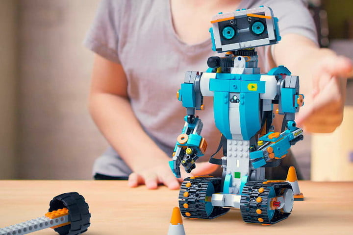 best robot kits for kids lego boost
