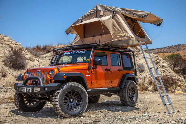 cd82f57f921 The best rooftop tents - KFVE, K5-Hawaii News Now, Local Programming