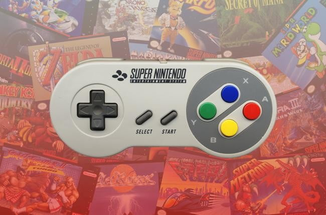 The 25 best SNES games