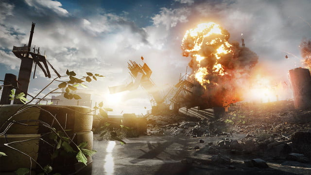 a visual guide to all the xbox one launch titles bf4