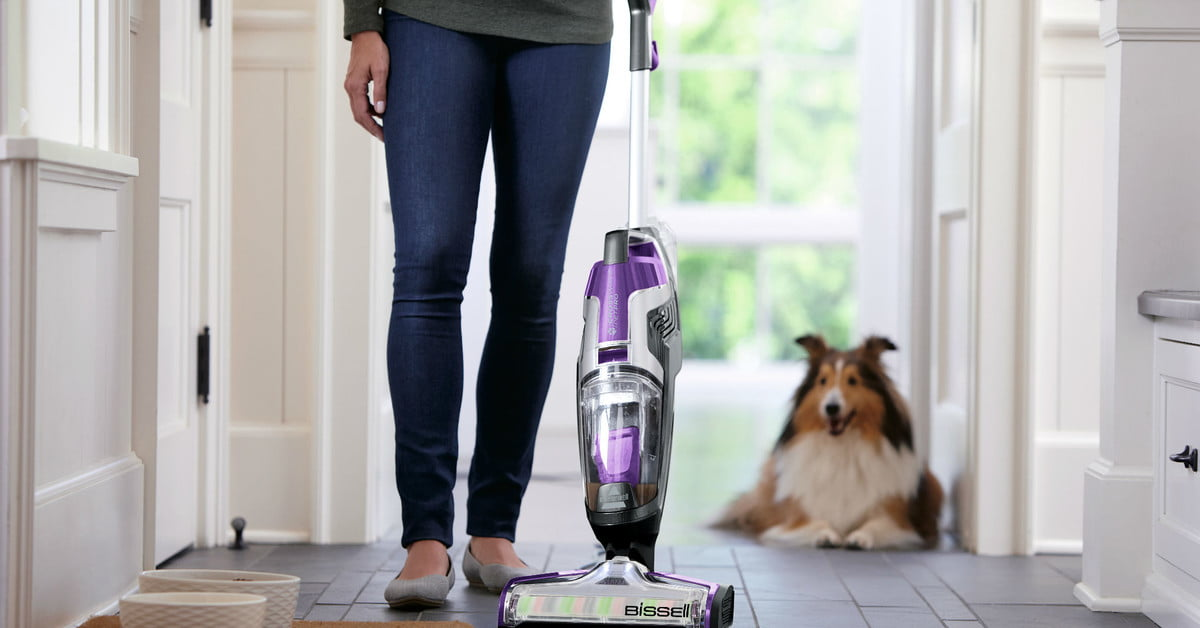 Bissell S New Pet Oriented Cleaner Vacuums And Washes