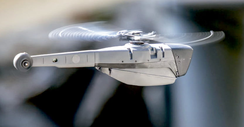 US Military is spending $60,000 on a drone that is comparable to the $1,349 DJI Mavic Pro 2
