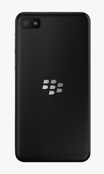 BlackBerry 10 L Series phone leaked in pictures and video ...