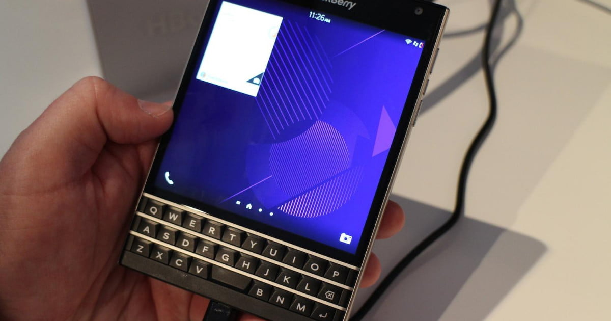 BlackBerry Passport: Hands on, News, Release Date, and More