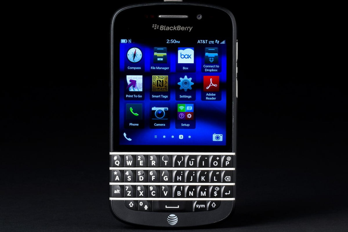 BlackBerry BB10 update brings new Hub features, picture ...
