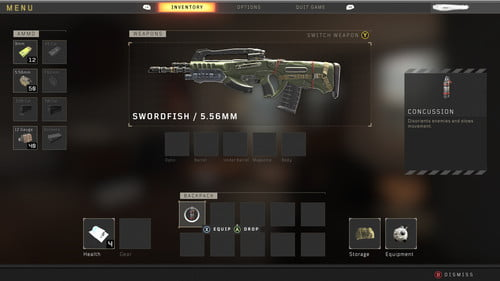 Call Of Duty Black Ops 4 The 10 Best Guns In Blackout Digital