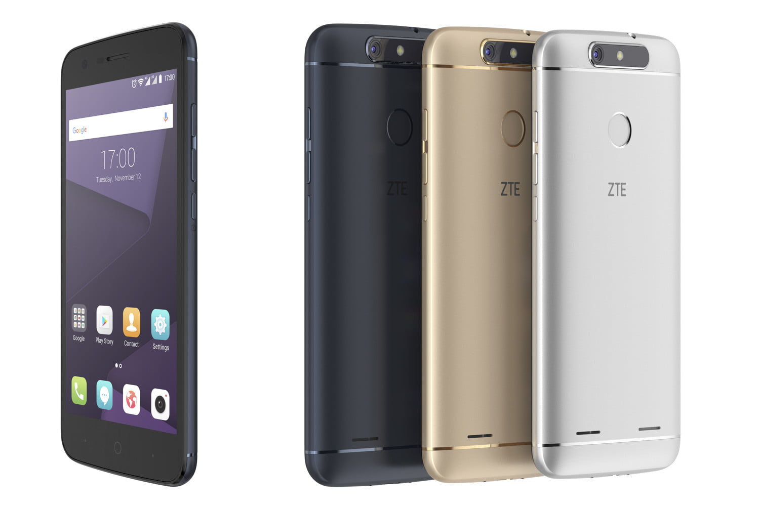 Zte Adds More Options To Its Blade Series With The V8 Lite And V8