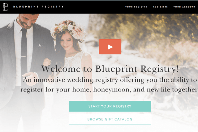 Blueprint registry finds wedding gifts room by room digital trends blueprint registry lets you find wedding gifts room by 5 malvernweather Images