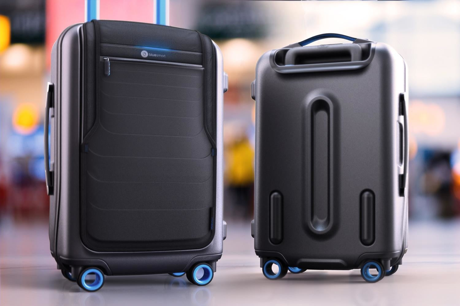 Image result for bluesmart suitcase
