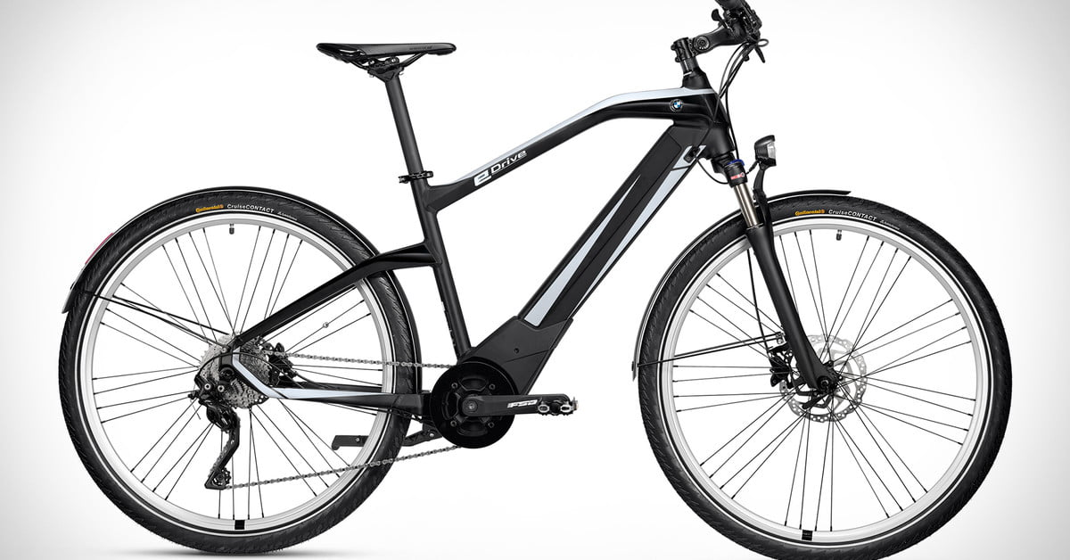bmw 39 s active hybrid ebike promises 39 significant power. Black Bedroom Furniture Sets. Home Design Ideas