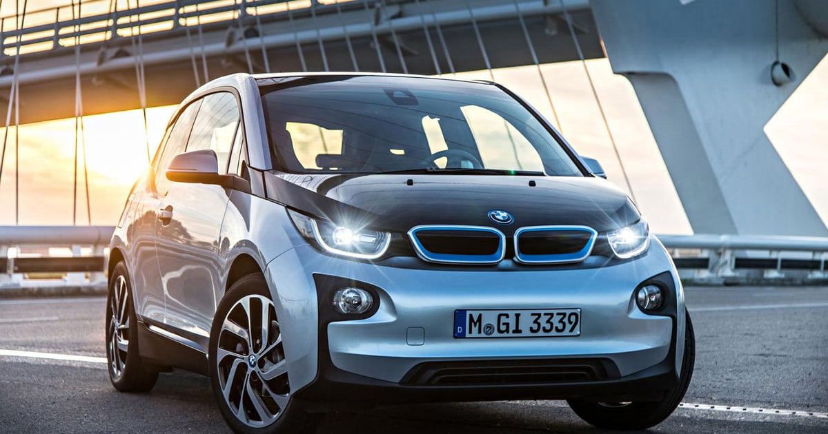 lapd leases 100 bmw i3s digital trends. Black Bedroom Furniture Sets. Home Design Ideas