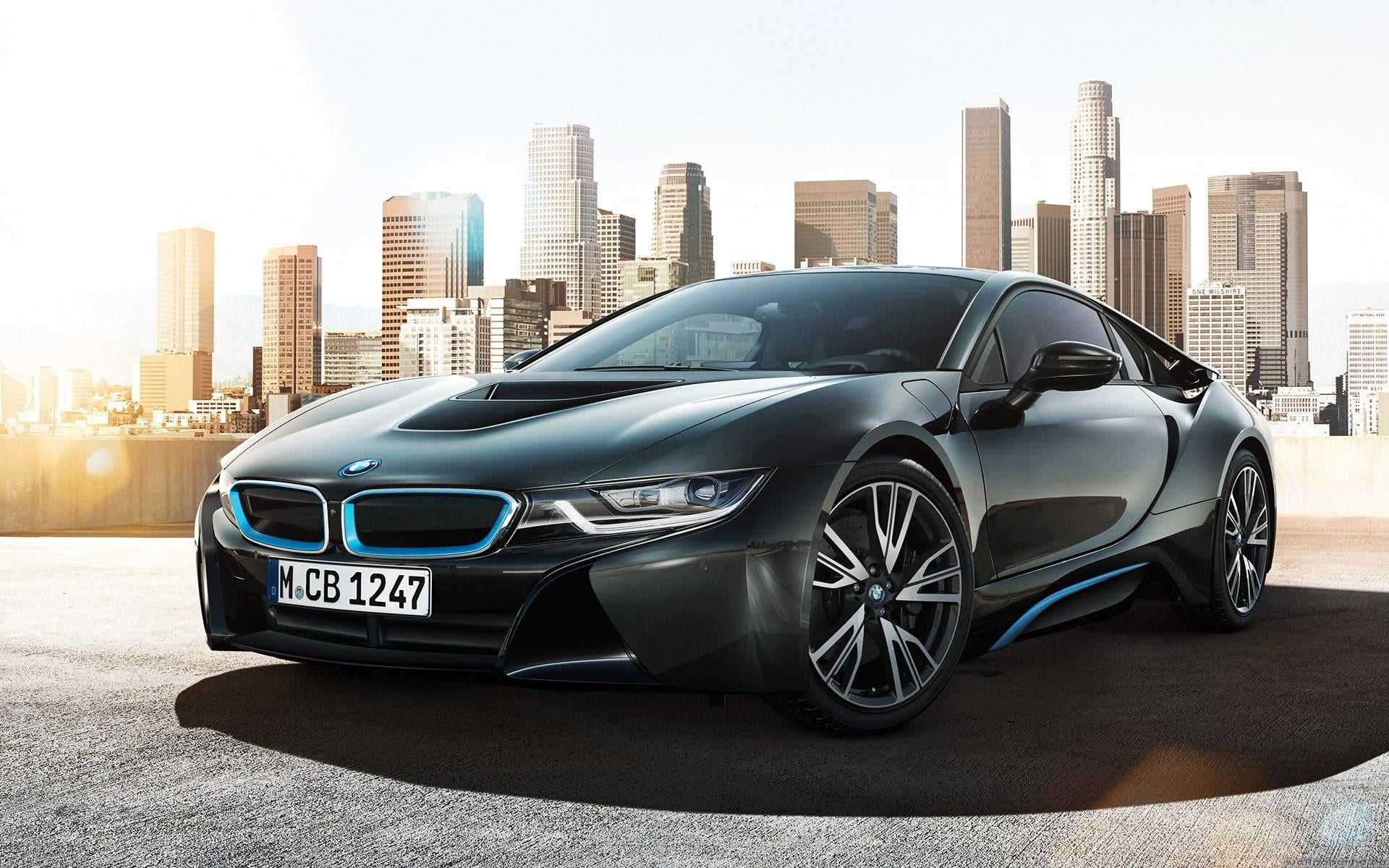 2015 Bmw I8 Three Cylinder In Action Digital Trends