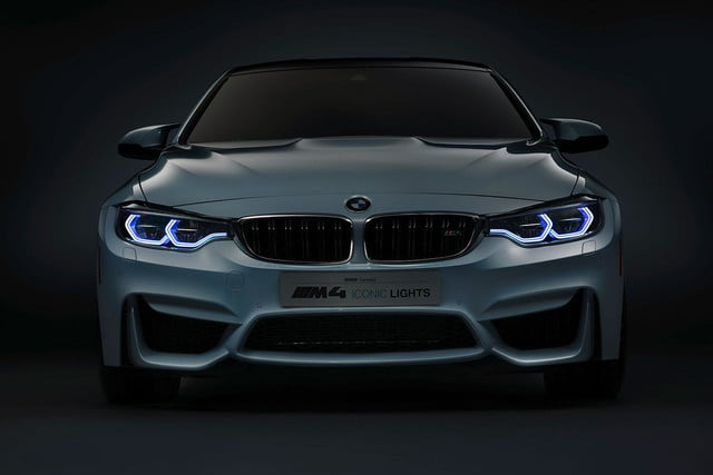 BMW M4 Concept Iconic Lights 18