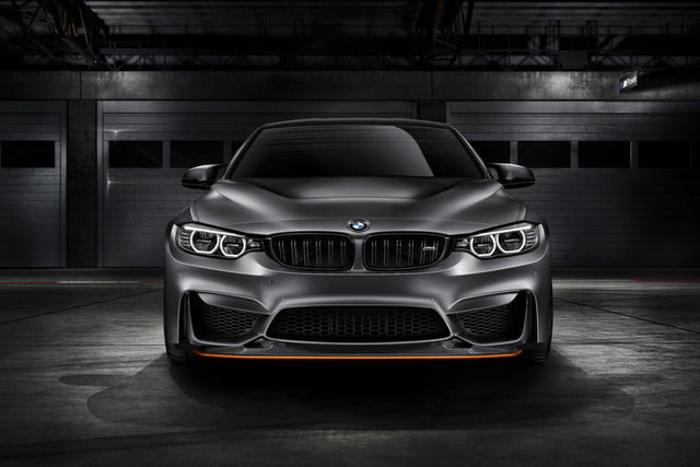 BMW M4 GTS Concept front