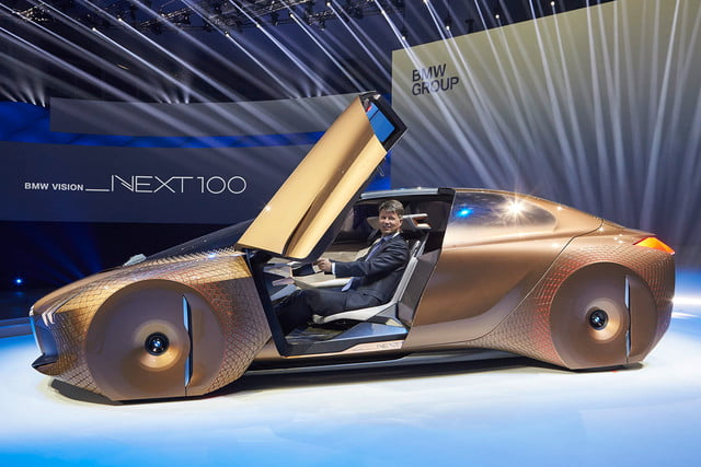 bmw vision next 100 news specs pics performance years 2116 concept 3
