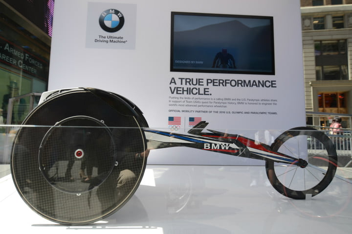 road to rio new york city bmw racing wheelchair 2