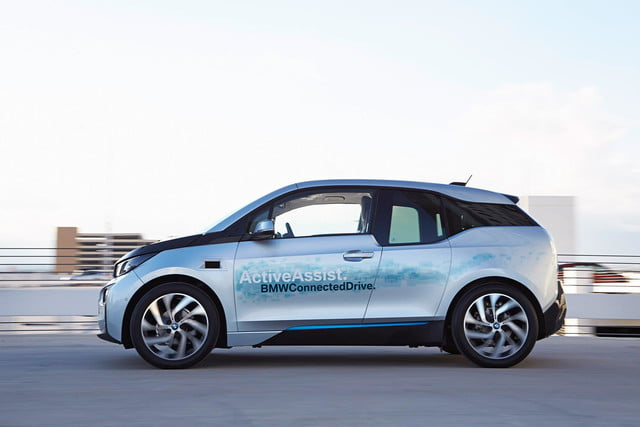bmw automated parking technology ces 2015 remote valet 2
